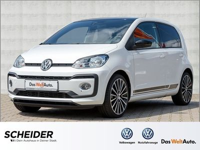 gebraucht VW up! up! 1.0 TSI 90 PS HighSport Pack Climatroni