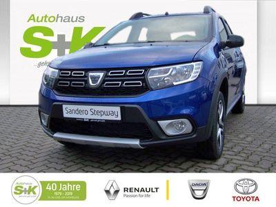 gebraucht Dacia Sandero Stepway Celebration TCe90 GPF ++KAMERA++