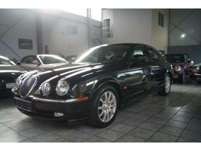 gebraucht Jaguar S-Type 3.0 V6 Executive Leder*'SH*Memory*