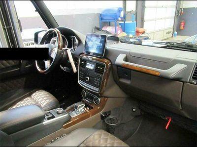 gebraucht Mercedes G63 AMG AMG designo-Exklusiv Xenon Navi Kamera Soun