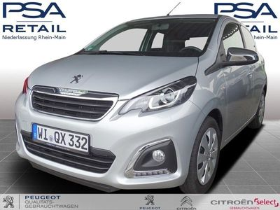 gebraucht Peugeot 108 VTI 72 Top! Style*SZH*KAMERA*