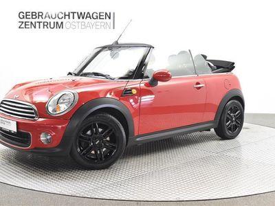 gebraucht Mini One Cabriolet JCW-MFL+LMR+Sportsitze+Windschutz+