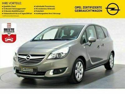gebraucht Opel Meriva B INNOVATION+BLUETOOTH+PARKPILOT+SITZ-/LENKRADHEIZUNG