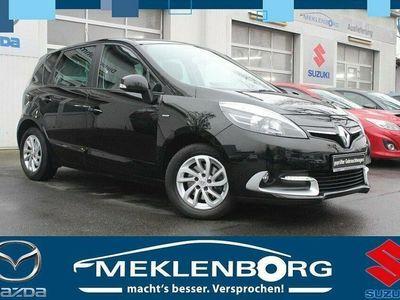 gebraucht Renault Scénic 1.5l limited