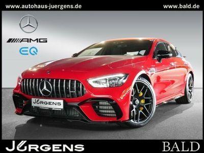 gebraucht Mercedes AMG GT 63 4MATIC+ Perf. Sitze+Burmester+360°+LED