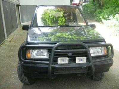 brugt Suzuki Vitara AUTOMATIK Cabrio 4x4