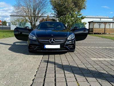 gebraucht Mercedes SLC43 AMG als Cabrio/Roadster in Endingen am Kaiserstuhl