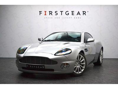 gebraucht Aston Martin Vanquish V12 * DEUTSCHE AUSLIEFERUNG *