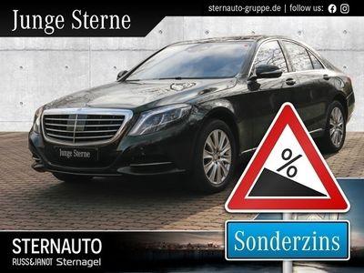 gebraucht Mercedes S350 d 4M Panoramadach COMAND ILS DISTRONIC