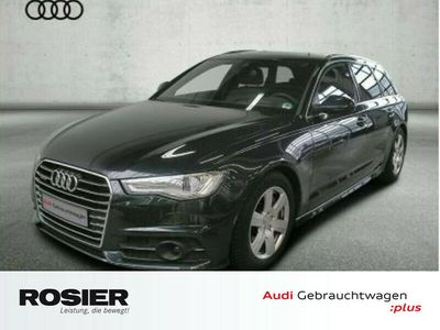 gebraucht Audi A6 Avant 3.0 TDI quattro Abstandstemp. Xenon HU