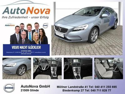 gebraucht Volvo V40 D3 Inscription Navi LED Leder