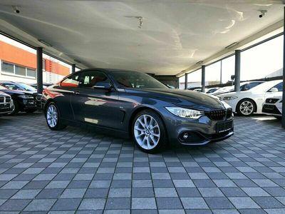 gebraucht BMW 425 d Coupe Sport Line Vollausstattung*Top*Euro 6