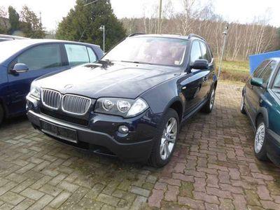 gebraucht BMW X3 2.5si (E83) LPG