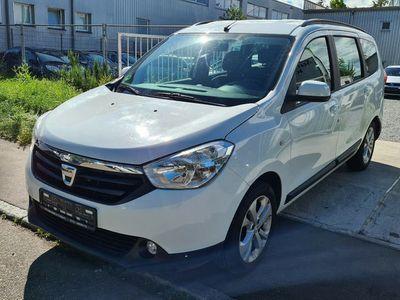 gebraucht Dacia Lodgy TCe 115 Prestige,Navi,Parktronic