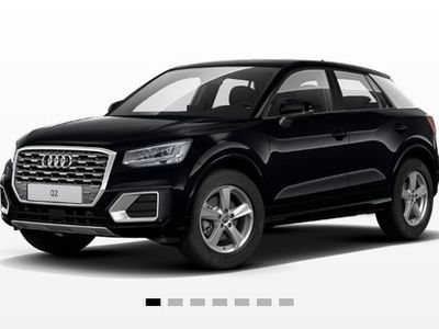 gebraucht Audi Q2 Sport 1.5 TFSI AHK LED Navi GRA Sitzh. PDCplu PreSense Automatik Keyless Sportsitze Bremsass