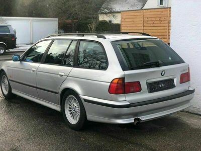 gebraucht BMW 528 i touring