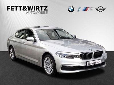 gebraucht BMW 520 d Aut. GSD 18'' HUD Standhzg. DA LED