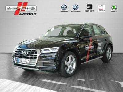 gebraucht Audi Q5 Sport 2.0 TDI quattro Assistenz-Pake AHK