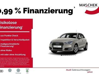gebraucht Audi A1 Sportback Sport 1.0 TFSI Media-Paket PDC GRA Sportsitze Sitzh.