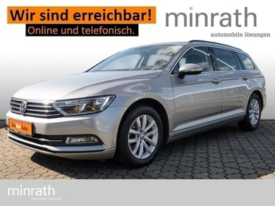 gebraucht VW Passat Variant Comfortline 1.6 TDI AHK+ACC+NAVI