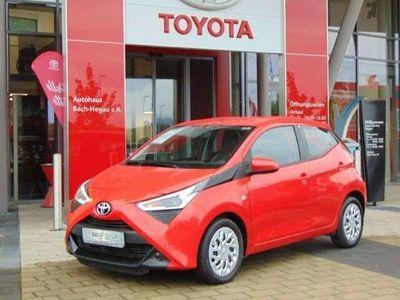 gebraucht Toyota Aygo x-play + x-business Paket