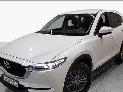 gebraucht Mazda CX-5 Exclusive-Line 2.2 Diesel Navi,Allwetter-Reifen,i-