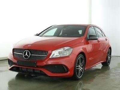 gebraucht Mercedes A160 d AMG Line Harman Kardon Surround-Soundsys