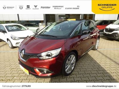 gebraucht Renault Scénic Limited Deluxe TCe 140 GPF NAVI PDC RFK