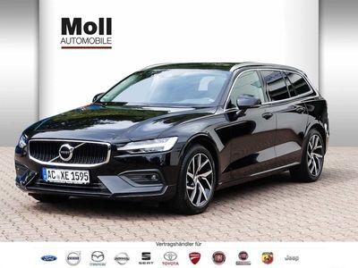 gebraucht Volvo V60 D4 AWD Geartronic Momentum,Leder, Business,RFK,Laderaum Pro