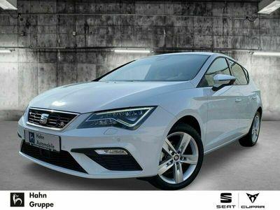 gebraucht Seat Leon FR 1.5TGI DSG LED ACC PDC DAB Navi Kessy