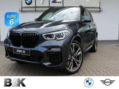 gebraucht BMW X5 M50i