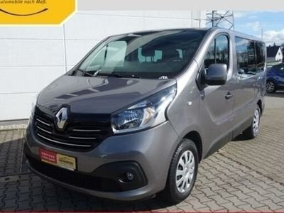 gebraucht Renault Trafic L1H1 1.6dCi 125 2,9t Expression NAVI PDC