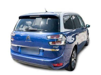 gebraucht Citroën Grand C4 Picasso Grand C4 Picasso 2.0 BHDi 150 FAP Select 7-Sitz NAVI PANO