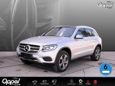 gebraucht Mercedes GLC250 d 4MATIC RÜCKFK+PANO-SCHIEBED+AHK+NAVI Navi/BC