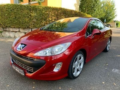 gebraucht Peugeot 308 CC Cabrio-Coupe Premium/STANDH./NAVI/XENON/
