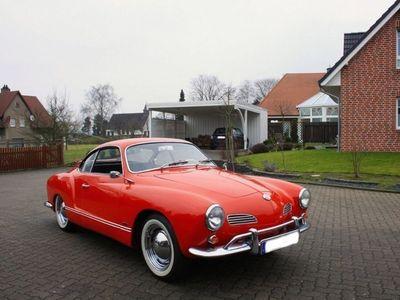 usado VW Karmann Ghia Coupe