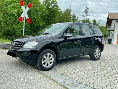 gebraucht Mercedes ML280 CDI 4MATIC... Scheckheft..