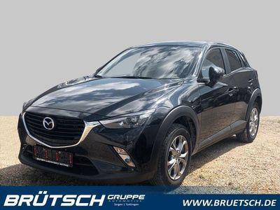 gebraucht Mazda CX-3 L SKYACTIV-G 120 FWD 5T 6GS AL-EXCLUSIVE NAV