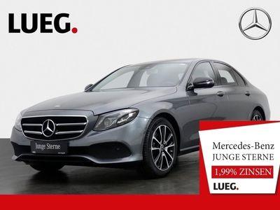 gebraucht Mercedes E220 4M Avantgarde+Night+LED+Kamera+Navi
