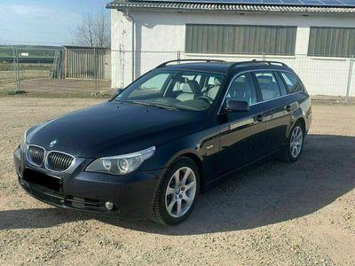 gebraucht BMW 550 i Touring gerne auch Tausch