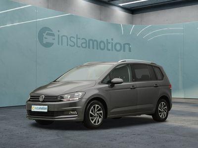gebraucht VW Touran Touran1.6 TDI BMT SOUND ACC Navi PDC Bluetooth