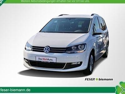 gebraucht VW Sharan 1.4 TSI Comfortl. 7-Sitzer Navi