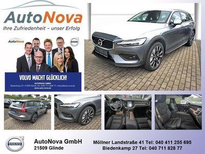 gebraucht Volvo V60 CC T5 AWD Pro (EURO 6d-TEMP) LED