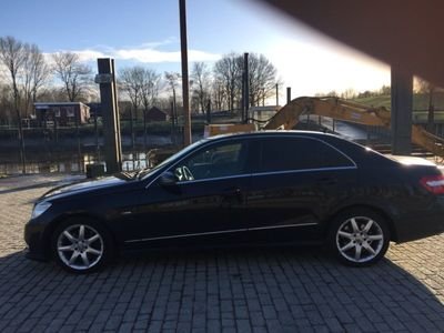 gebraucht Mercedes E300 CDI 7G-TRONIC Avantgarde AMG Paket VOL TÜV