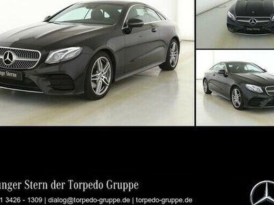 gebraucht Mercedes E300 COUPÉ AMG NAVI+COMAND+MULTIBEAM+LED+PANO+K