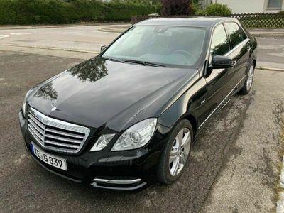 gebraucht Mercedes E250 CDI DPF 4MATIC Avantgard