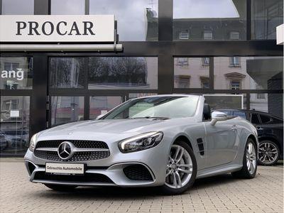 gebraucht Mercedes SL500 SL-Klasse