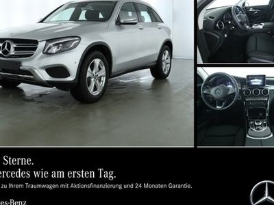 gebraucht Mercedes GLC250 Navi,PDC,LED,Kamera,AHK,Autom.,SHZ