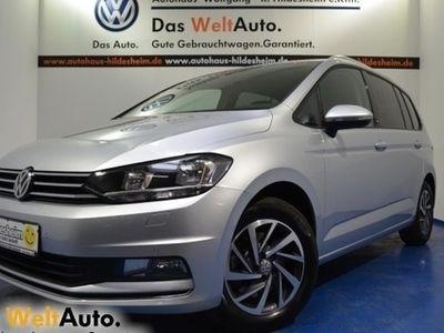 gebraucht VW Touran SOUND 2.0l TDI BMT SCR, 7-Sitzer, Navi,