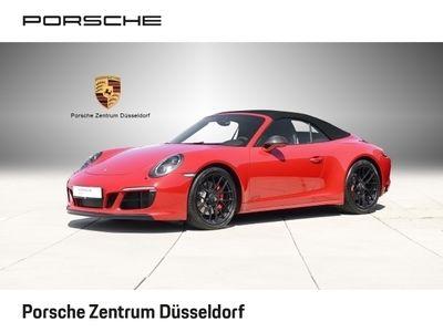 gebraucht Porsche 911 Carrera 4 Cabriolet Carrera 4 GTS Sport-Design